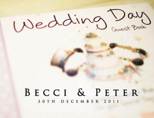 Becci & Peter